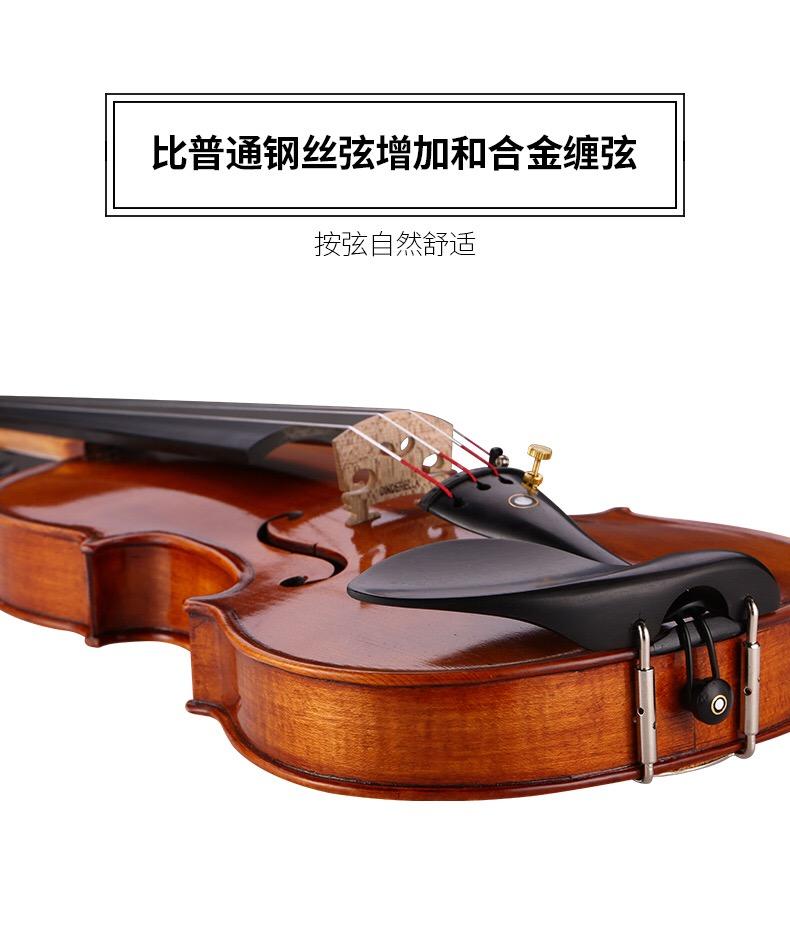 小提琴弦哪家好 可信赖的琴弦生产厂