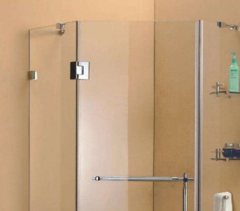 淋浴房玻璃门配件