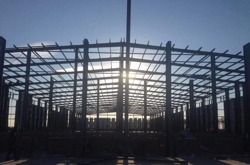 鹤壁钢结构厂家-买专业的钢结构,就来永益钢结构