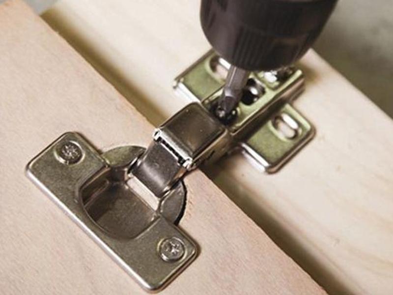 Hinge Installation Method