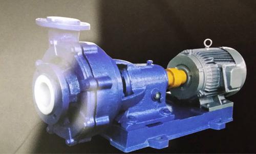 无泄漏化工料浆泵