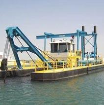 绞吸式清淤船的工作原理与优势