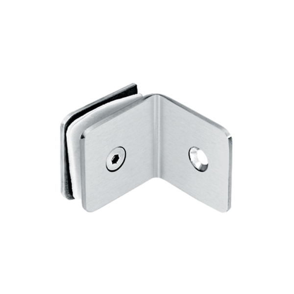 B04 Square Glass Clamp