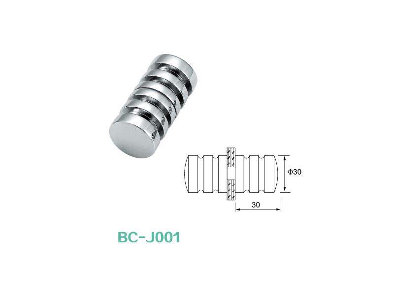 广东好的浴室吊轮系列BC-J001--K014供应_玻璃移门吊轮滑轨