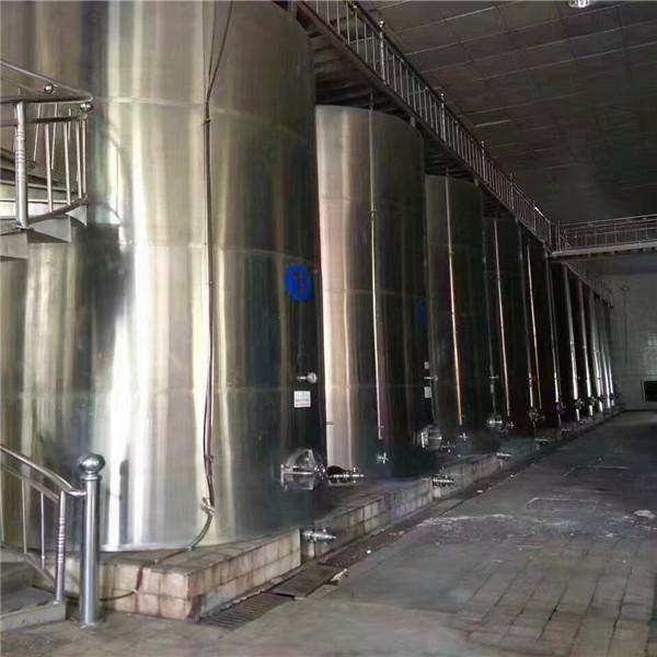 处理二手不锈钢种子罐 哪里能买到高质量的二手不锈钢发酵罐