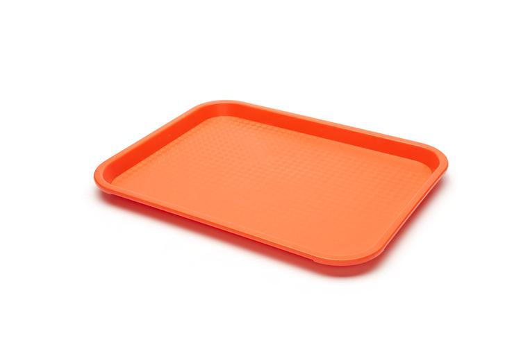 肇庆品质好的小号托盘yuefs003桔红-食品托盘厂