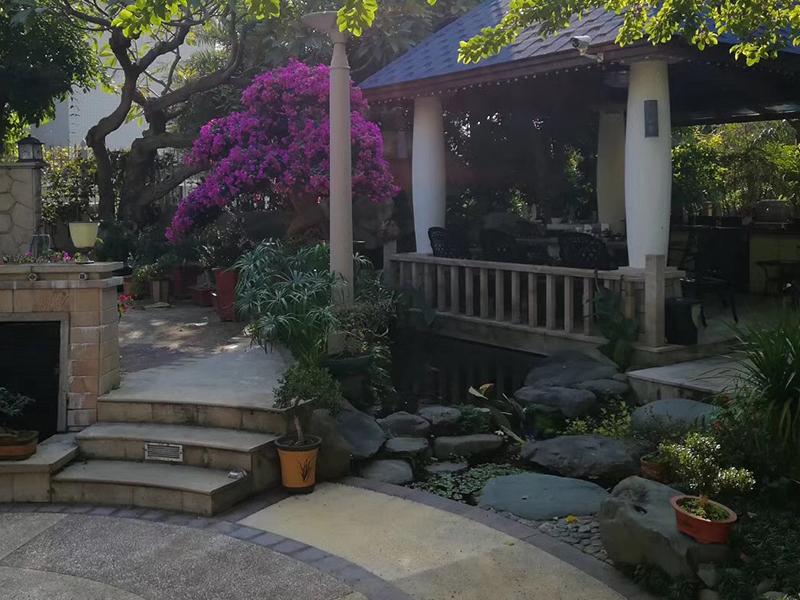 泳池设计专家_去哪找有口碑的花园整体规划设计施工