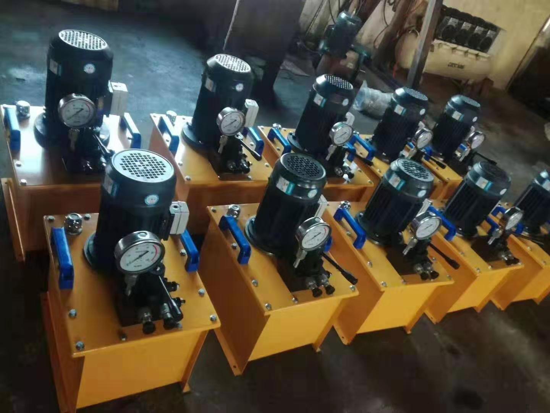 德州融发液压优良的液压电动泵出售 德州液压电动泵直销