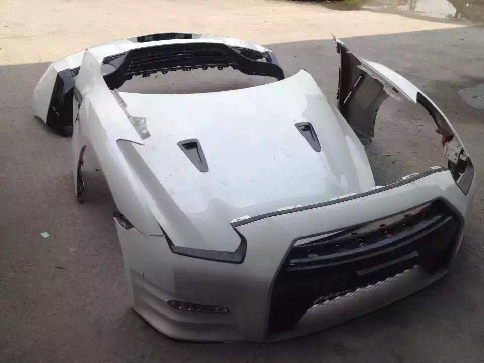 GTR后杠供货厂家_想买实惠的GTR汽车零件配件及拆车件,就来广州经德汽配