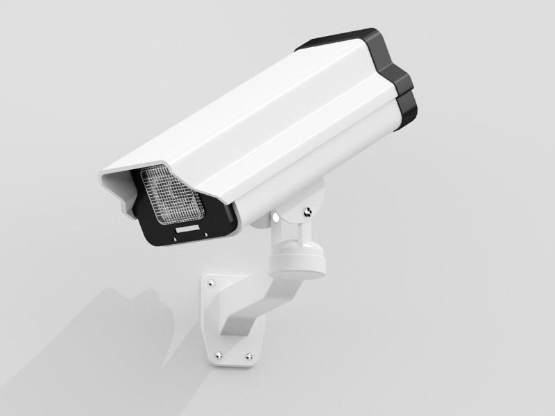 安防监控设备安装