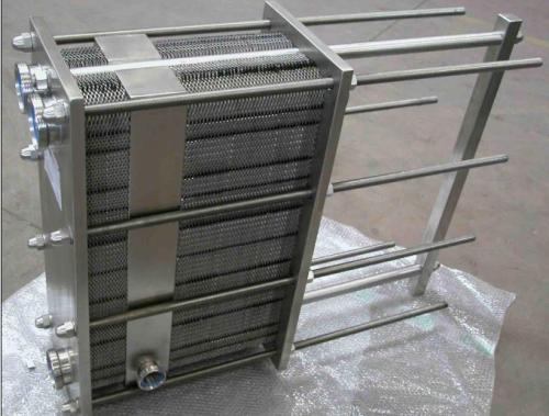 为什么要用二手不锈钢换热器