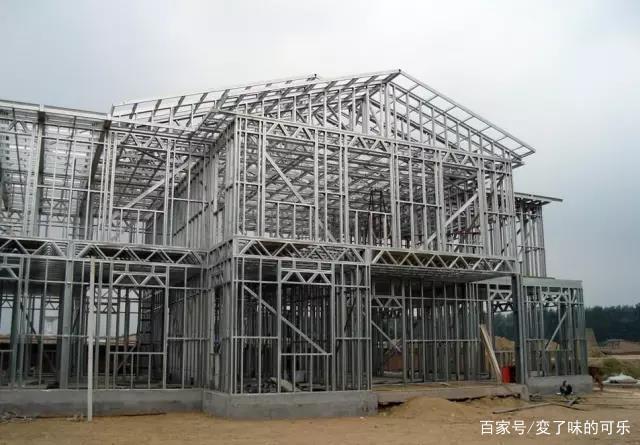 郑州轻钢网架房厂家