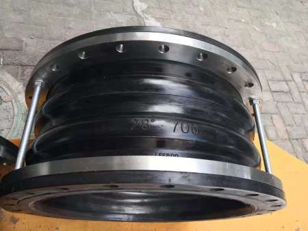 JGD型双球体可曲挠橡胶接头