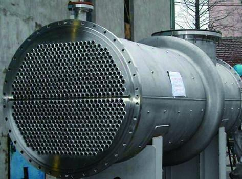 冷凝器和冷却器的区别及其生锈的原因