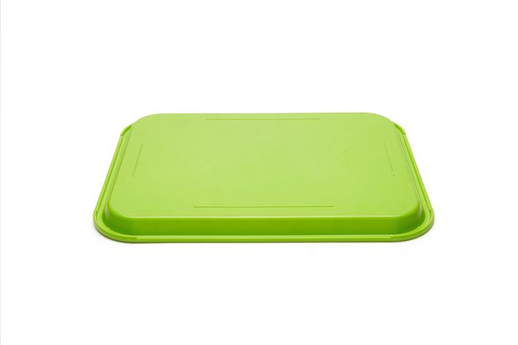 小号托盘yuefs004绿色供应商_酒店塑料托盘