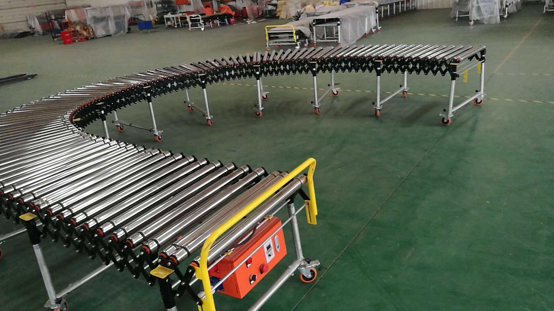 达菲机械提供好的智能化物流线-广东智能化物流线价格