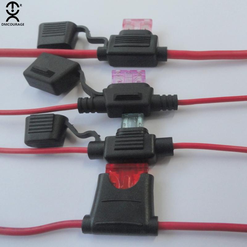 购买新品汽车防水保险丝座优选得眯电子 |节能汽车防水保险丝座