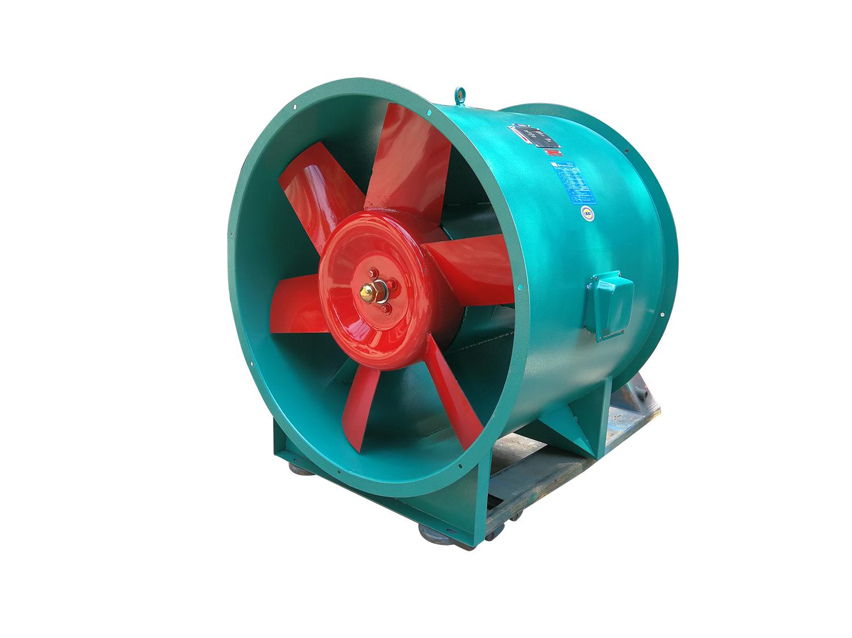 防烟防火阀采购|雄健通风设备供应质量好的轴流式消防排烟风机
