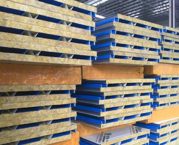 彩钢板生产企业 桂林夹心彩钢板