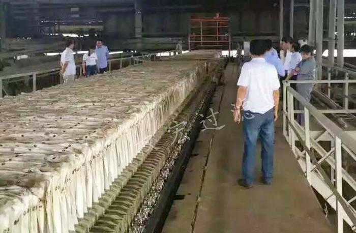 「山东压滤机厂家」压滤机行业环保中操作细节及如何提高工作效率