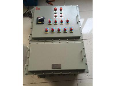 厂区设备动力配电