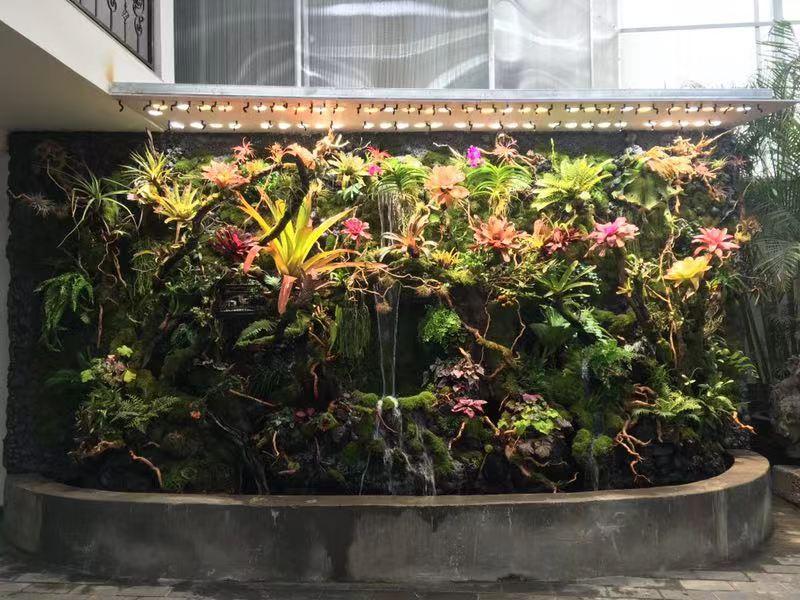 室内绿化设计