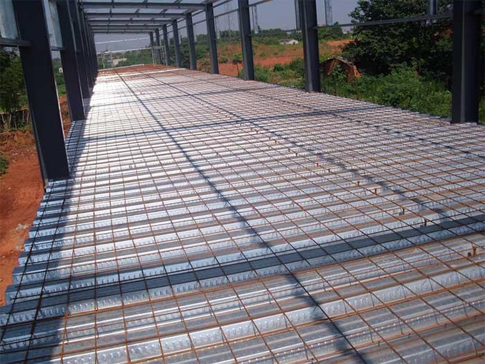 银川华旭钢结构彩板口碑好的银川楼承板新品上市,银川楼承板