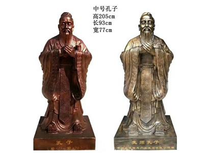 河南人物雕塑