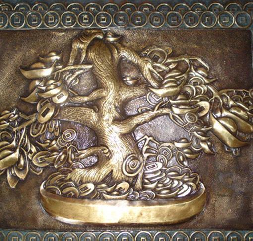 價位合理的手工銅雕鼎一銅門供應_專業銅雕定制廠商