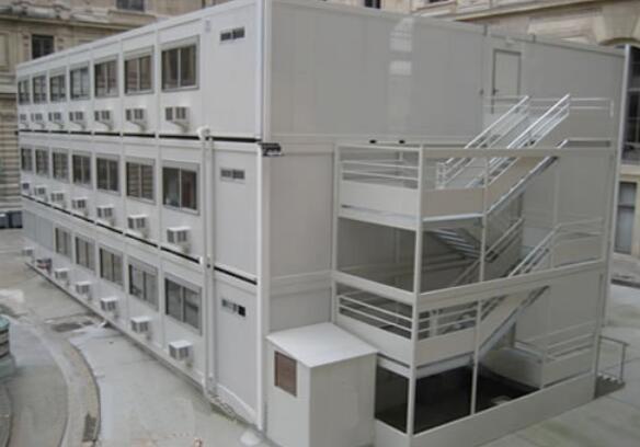 郑州集装箱厂:集装箱房的安全隐患及防范措施