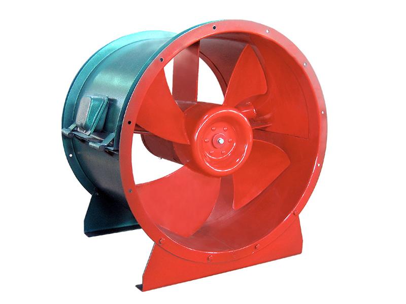 SLG型低噪声轴流通风机
