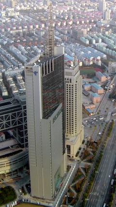 上海中国电信大厦