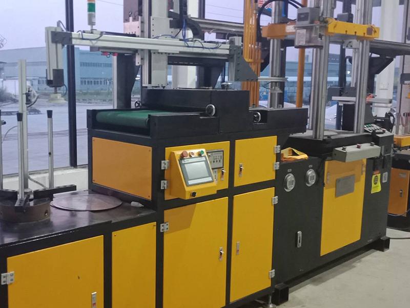 不锈钢厨具自动生产线