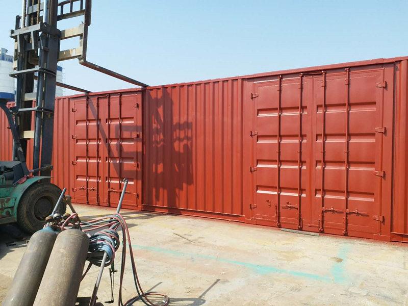 大量供应热卖的侧开门集装箱_划算的侧开门集装箱