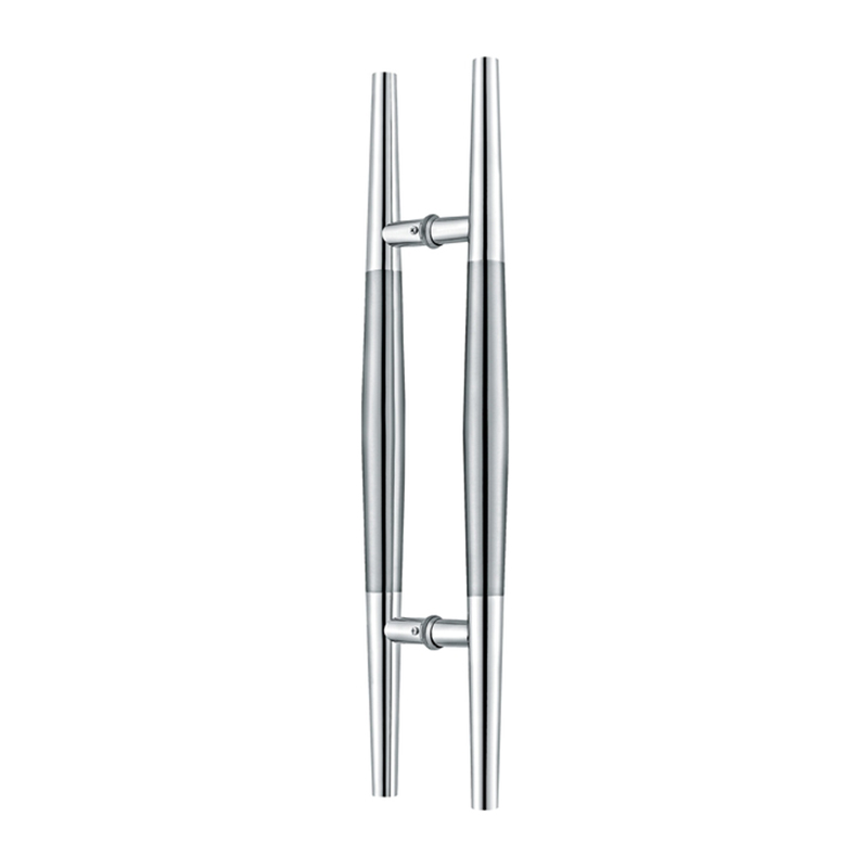 A06  Stainless Glass Door Handle
