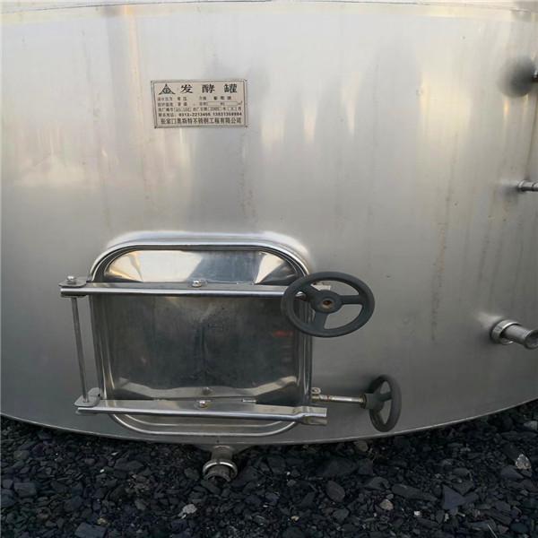 处理二手厌氧发酵罐 山东二手不锈钢发酵罐市场
