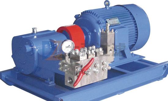 高压清洗柱塞泵
