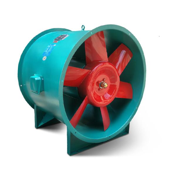耐高温消防轴流风机
