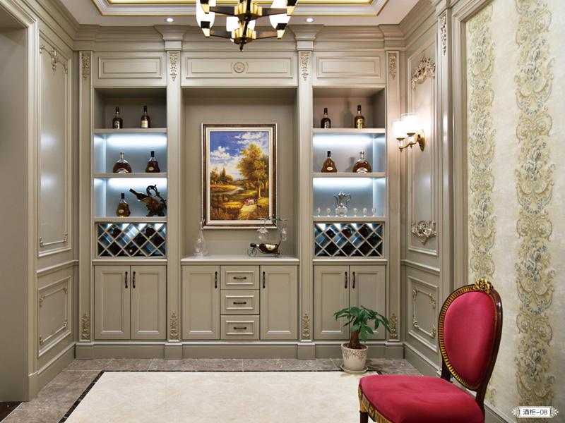 全屋家具定制服務提供商推薦-全屋訂制家具