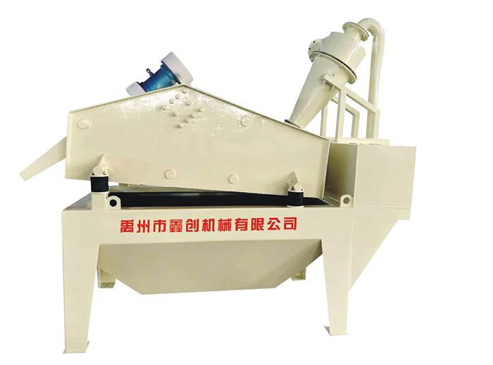 上海细沙回收机