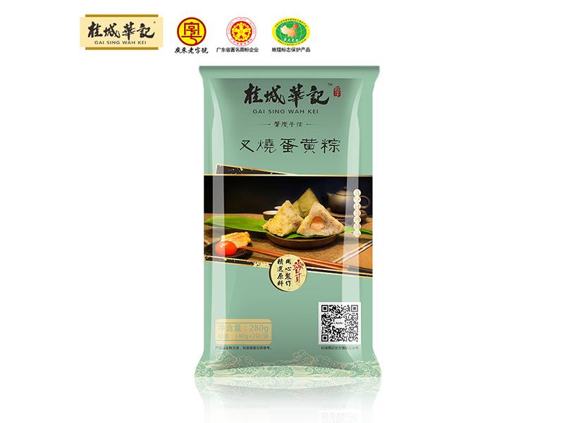 广东十大特产|采购口碑好的叉烧裹蒸粽就找桂城华记裹蒸粽