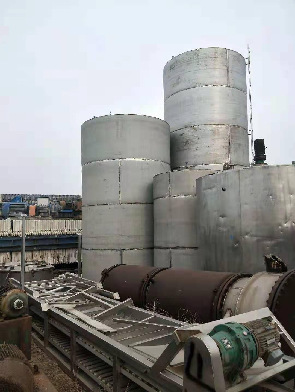 济宁销量好的二手不锈钢储罐推荐-二手5立方不锈钢储罐