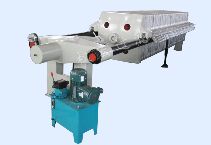 河南程控压滤机的整个清洗流程及温度对压滤机有什么影响