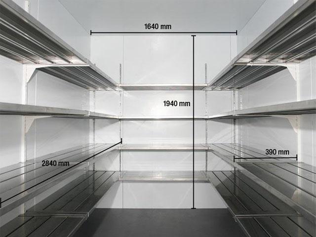 广州保鲜冷库工程