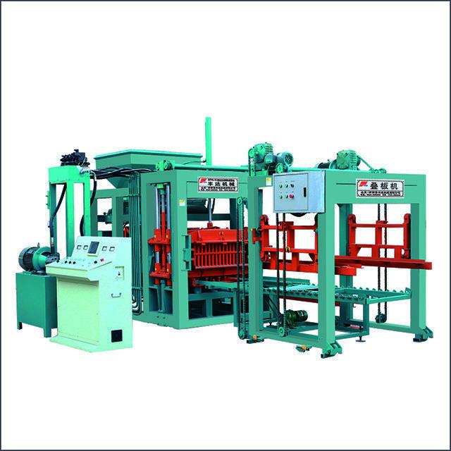 QTY5-15型全自动砌块成型机