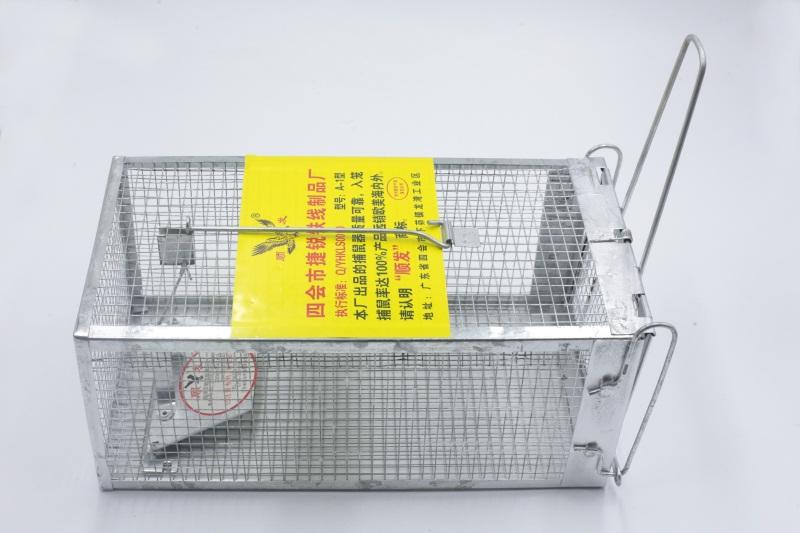 肇庆哪里有卖销量好的单门捕鼠器,科学灭鼠价格
