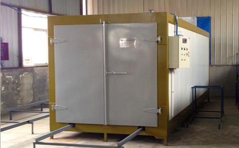 喷塑高温房工业烤箱