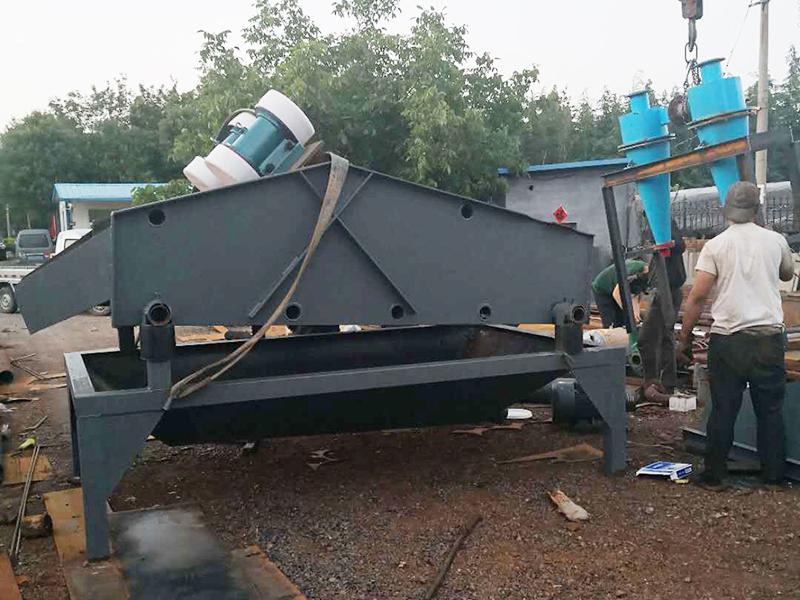 山东细沙回收机|龙诺机械性价比高的细沙回收机出售