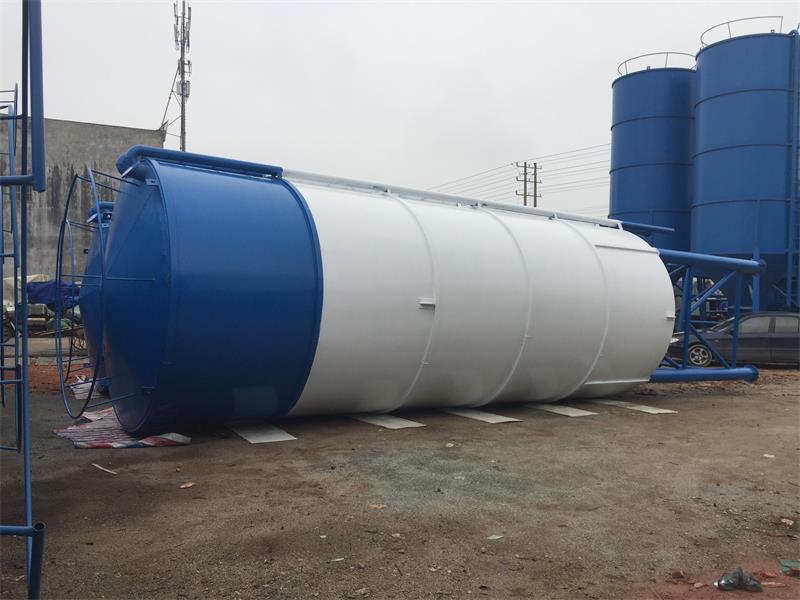 广东实惠的80吨水泥罐-供应_水泥仓散装