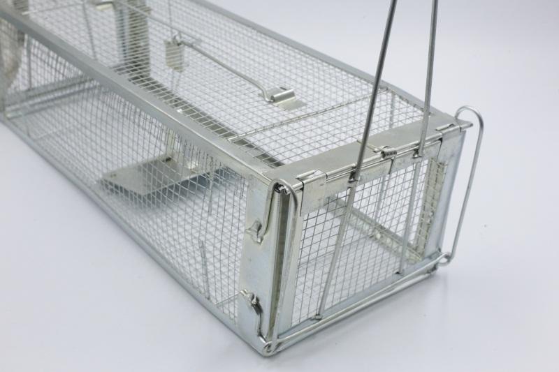 捕鼠的方法-質量硬的雙門手可折型老鼠籠在哪買